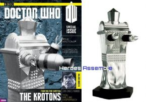 Doctor Who Figurine Collection Special #16 Kroton Eaglemoss